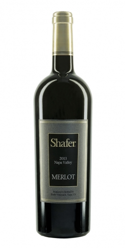 Shafer Merlot Napa Valley