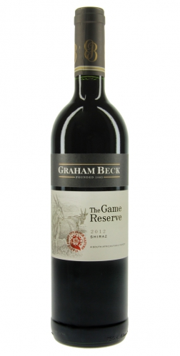 Graham Beck The Game Reserve Shiraz