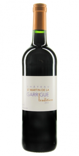 Château Saint Martin de la Garrigue Tradition Rot