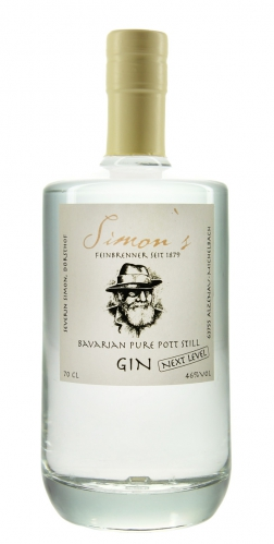 Simons Gin 'next Level'