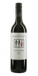 Heartland Stickleback Red