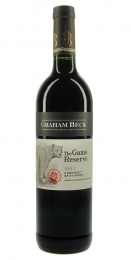 Graham Beck The Game Reserve Cabernet