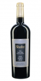 One Point Five Shafer Cabernet Sauvignon